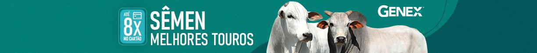 As melhores ofertas de sêmen bovino é na Genex + erural  - Grande